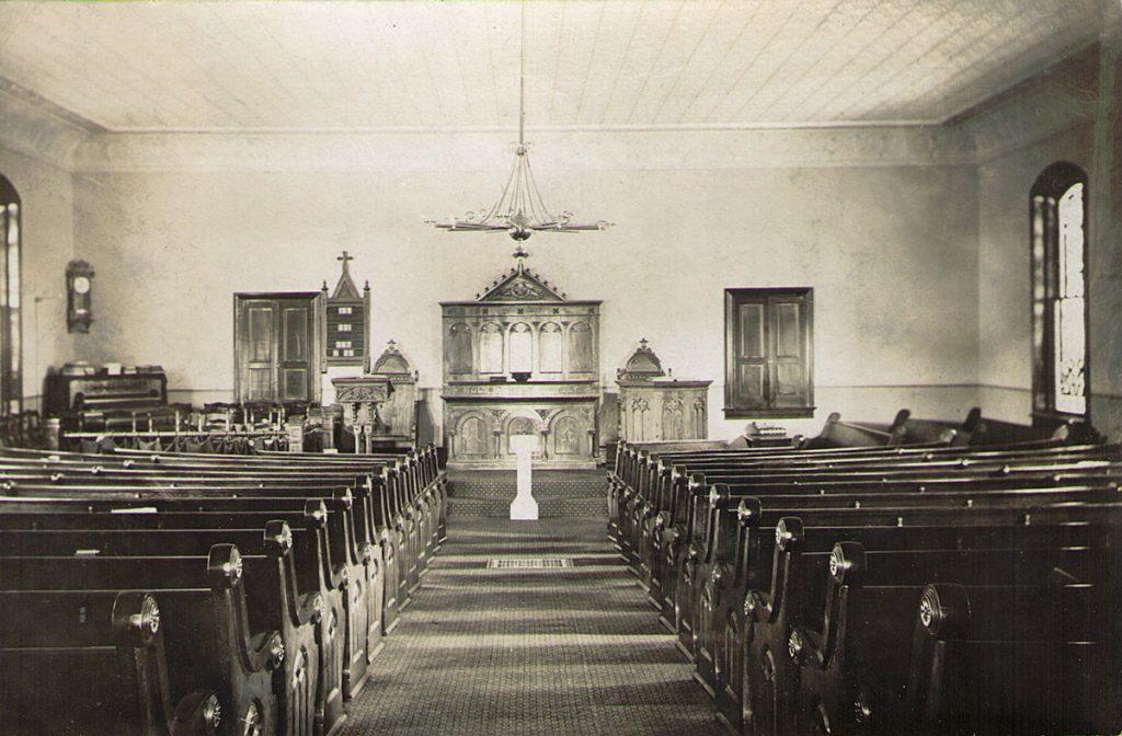Unknown Church Interior