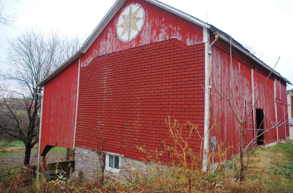 Hagenbuch Barn Site B