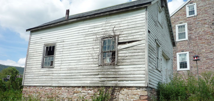 Searching for andreas hagenbuch 39 s house part 1 for Does homesteading still exist