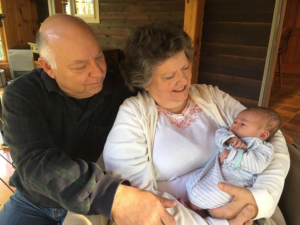 Mark & Linda Hagenbuch, Hadley Faye Emig