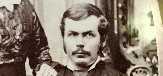 Samuel Sechler 1880