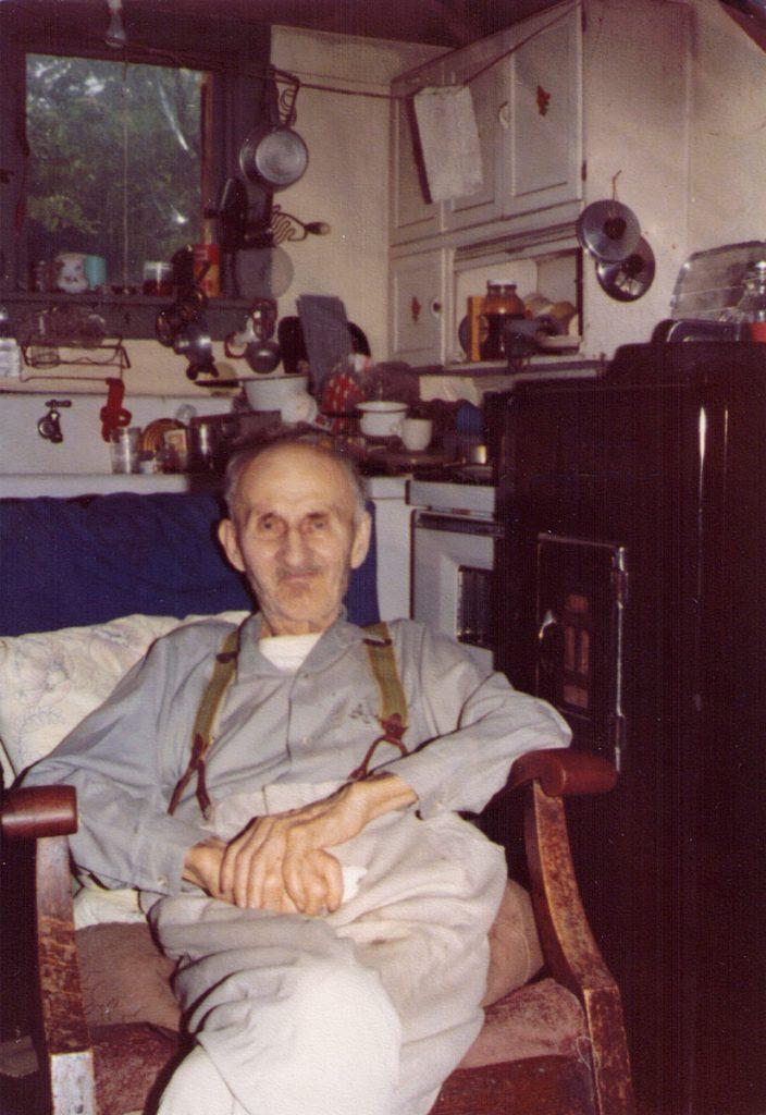 Hiram Jr (Harry) Hagenbuch, 1978