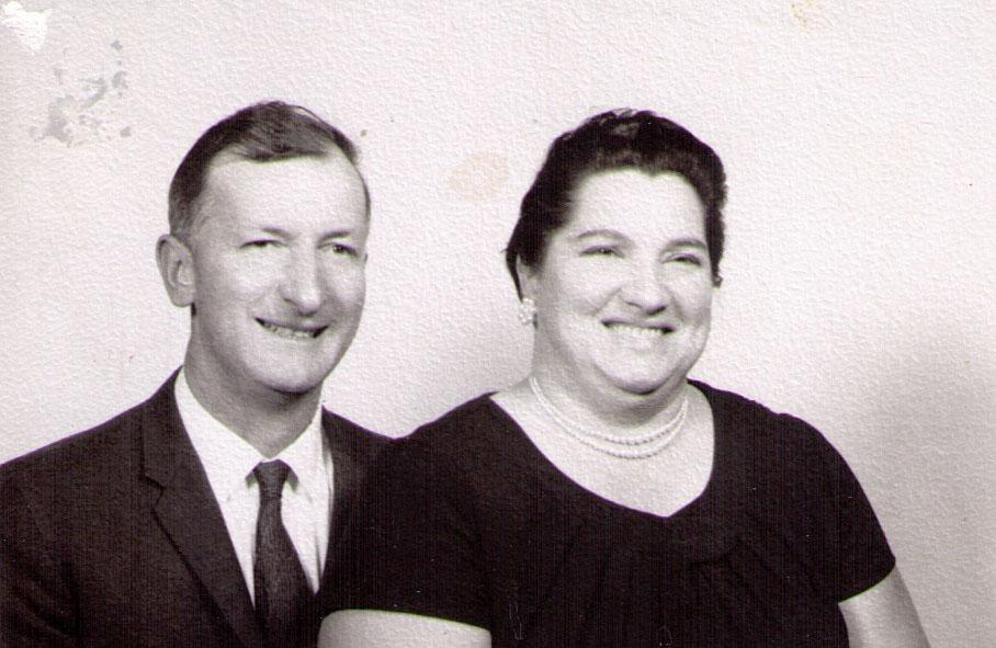 "John and Helen ""Hagenbuch"" Styer 1967"