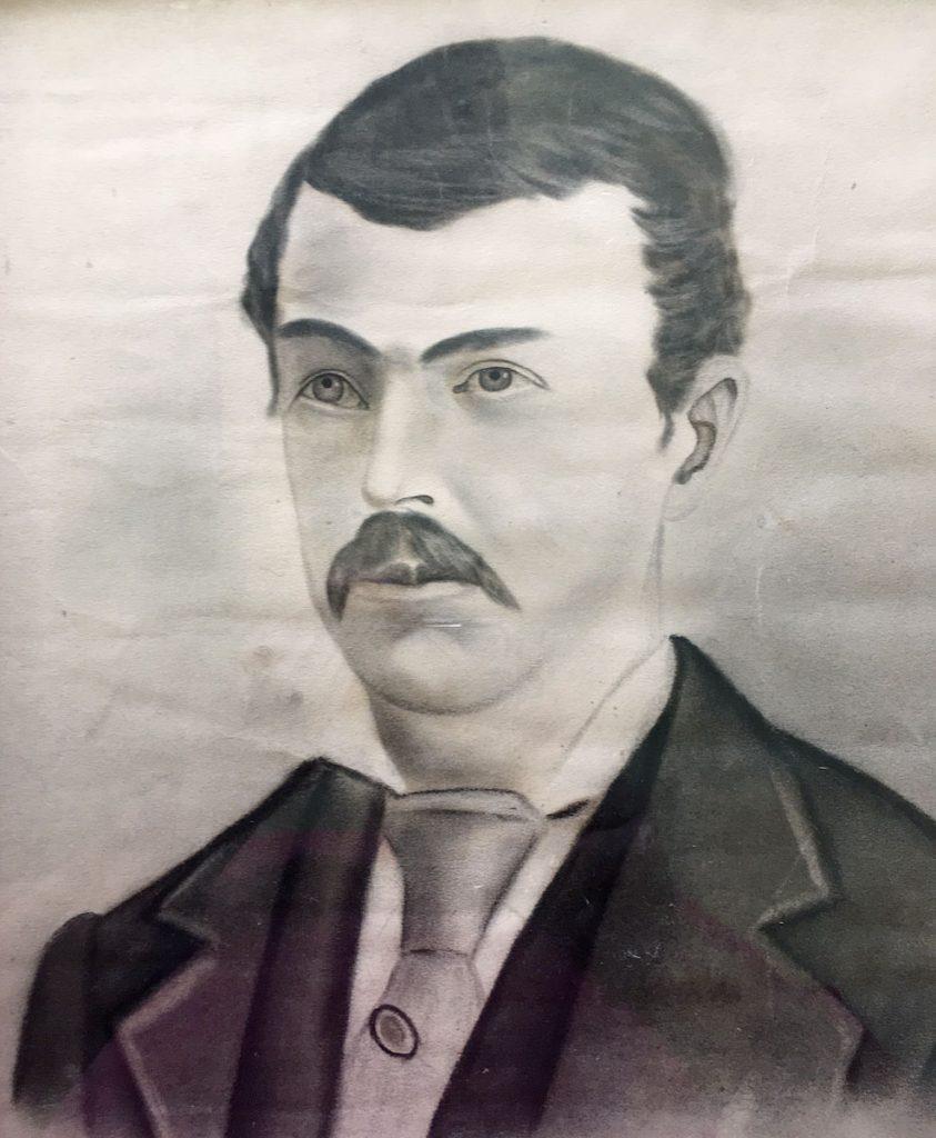 Samuel Sechler Sketch