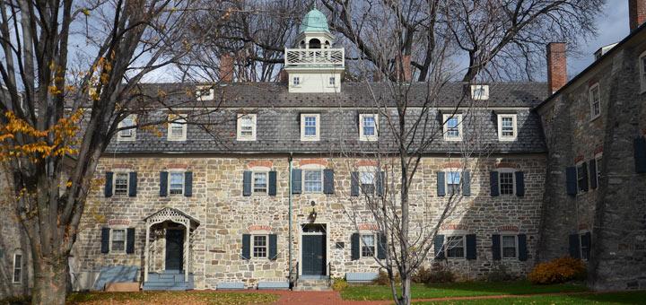 Bell House Moravian Bethlehem