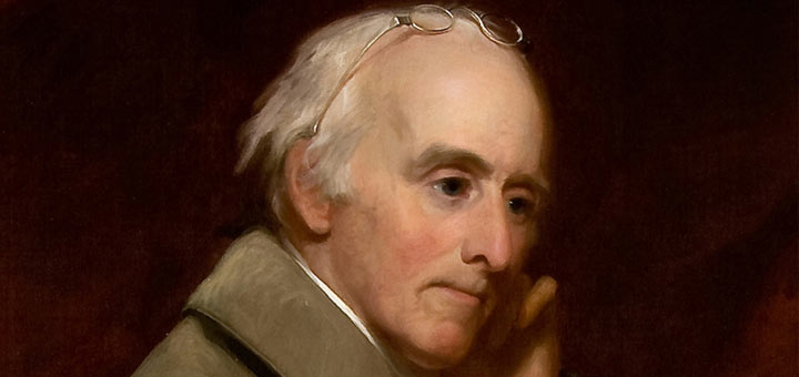 Benjamin Rush 1813 Thomas Sully