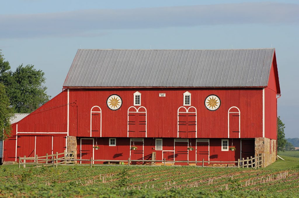 Berks County Pennsylvania Barn