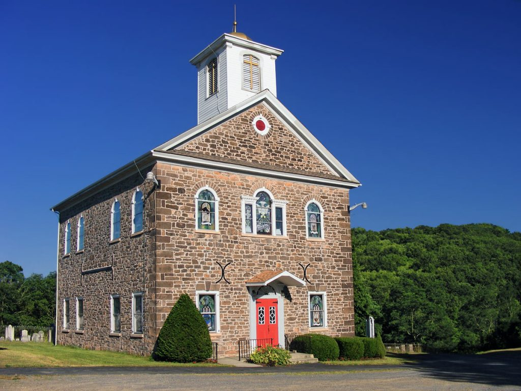 Jerusalem Red Church Berks County PA