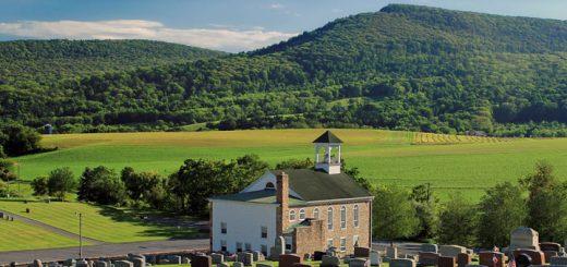 New Bethel Church Albany Township Berks County PA