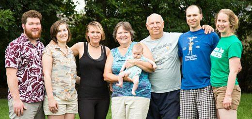 Hagenbuch Family August 2016