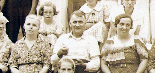 Hagenbuch Family Picnic 1937