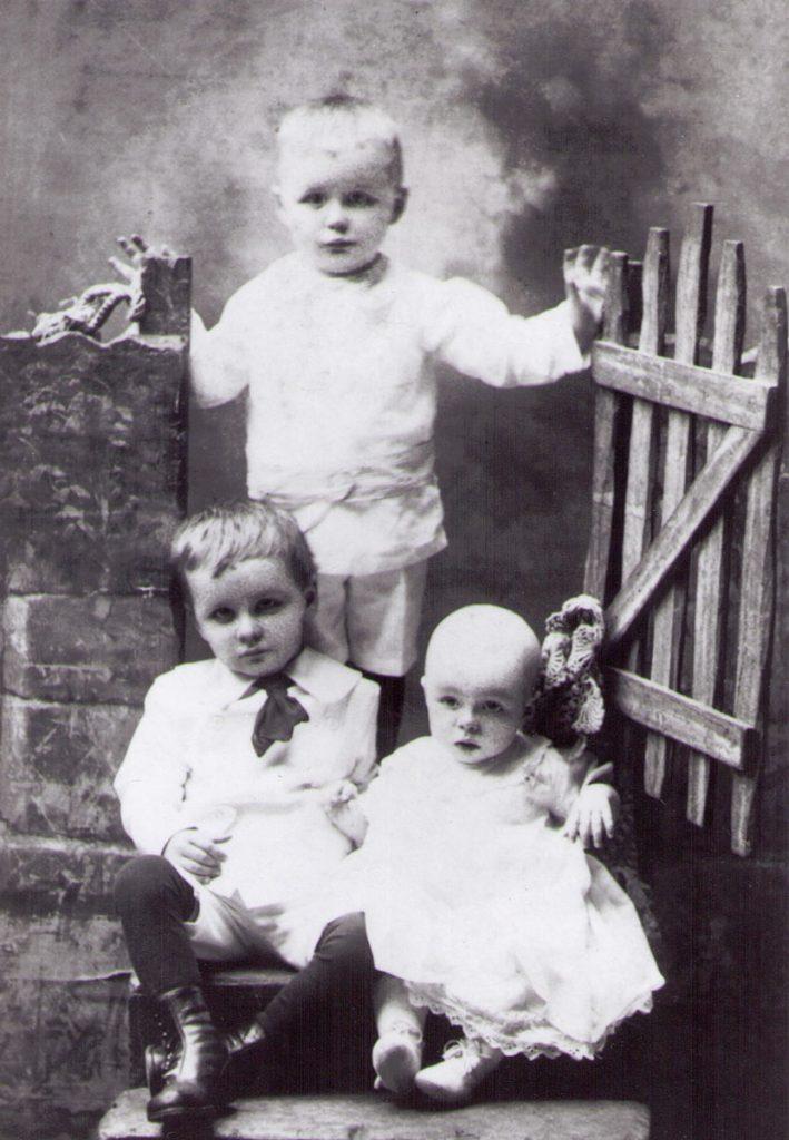Homer, Charles, Wilmer Hagenbuch 1919