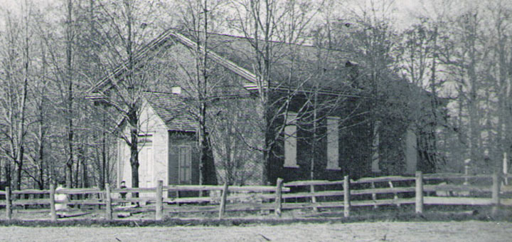 Oak Grove Lutheran Church c1900