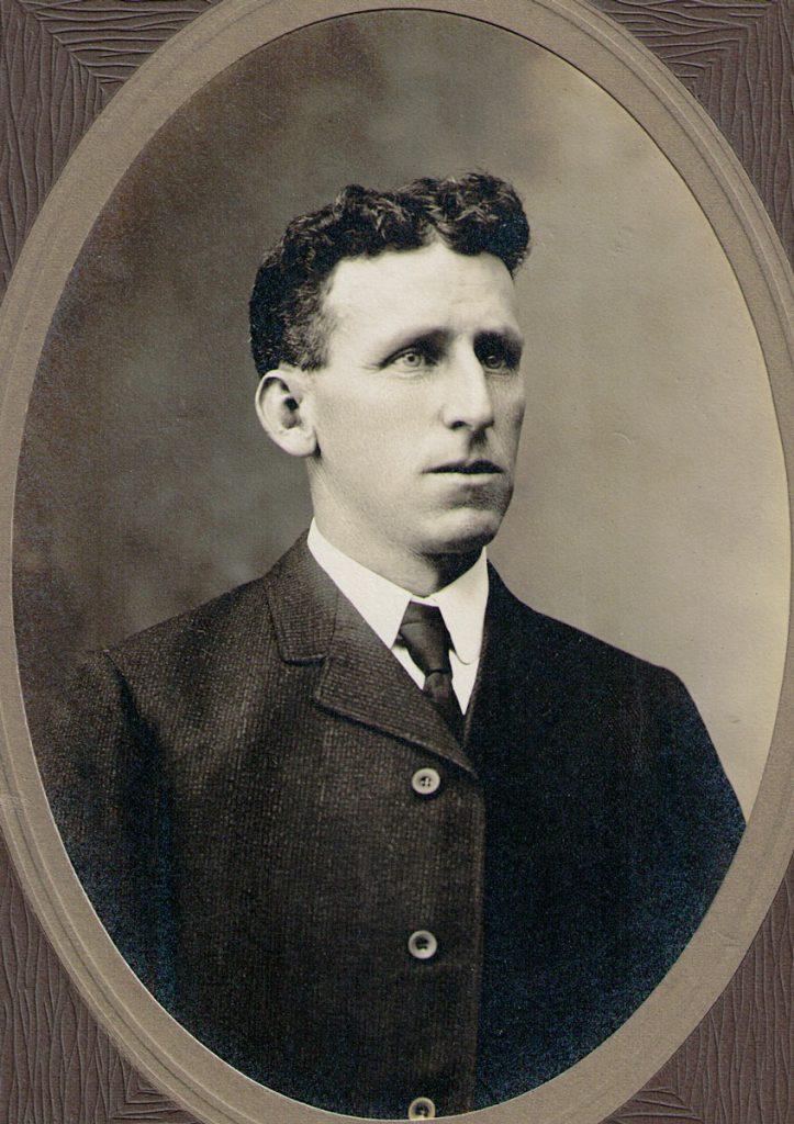Harrison Foust, c. 1905