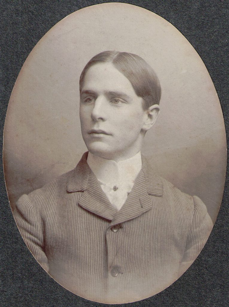 Harry Bibby 1900