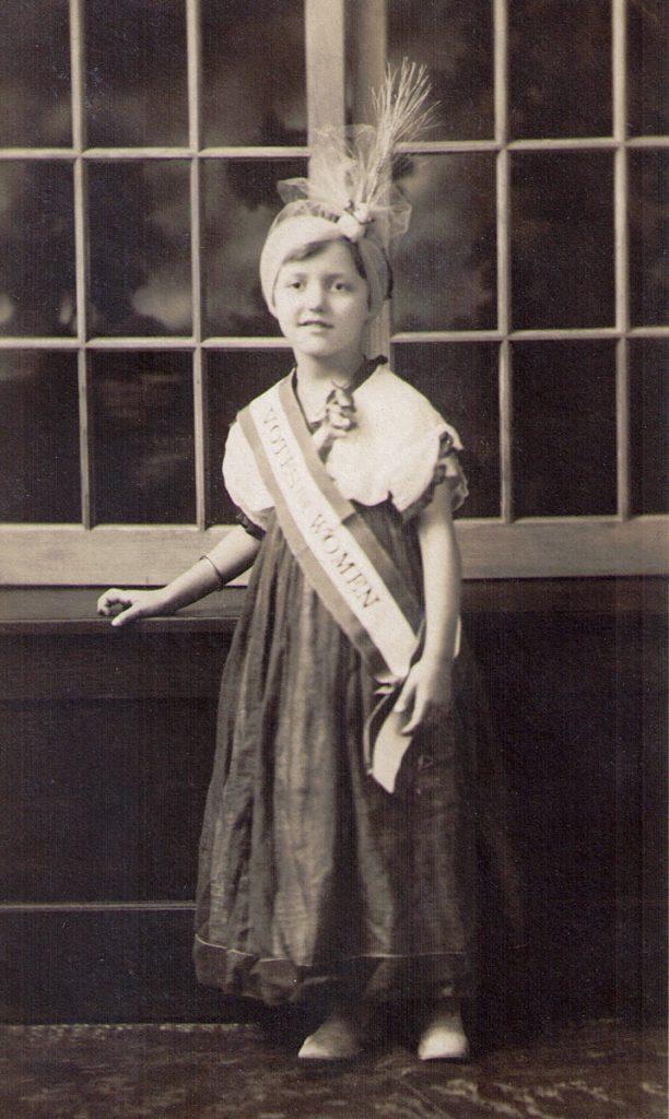 Suffragette 1919