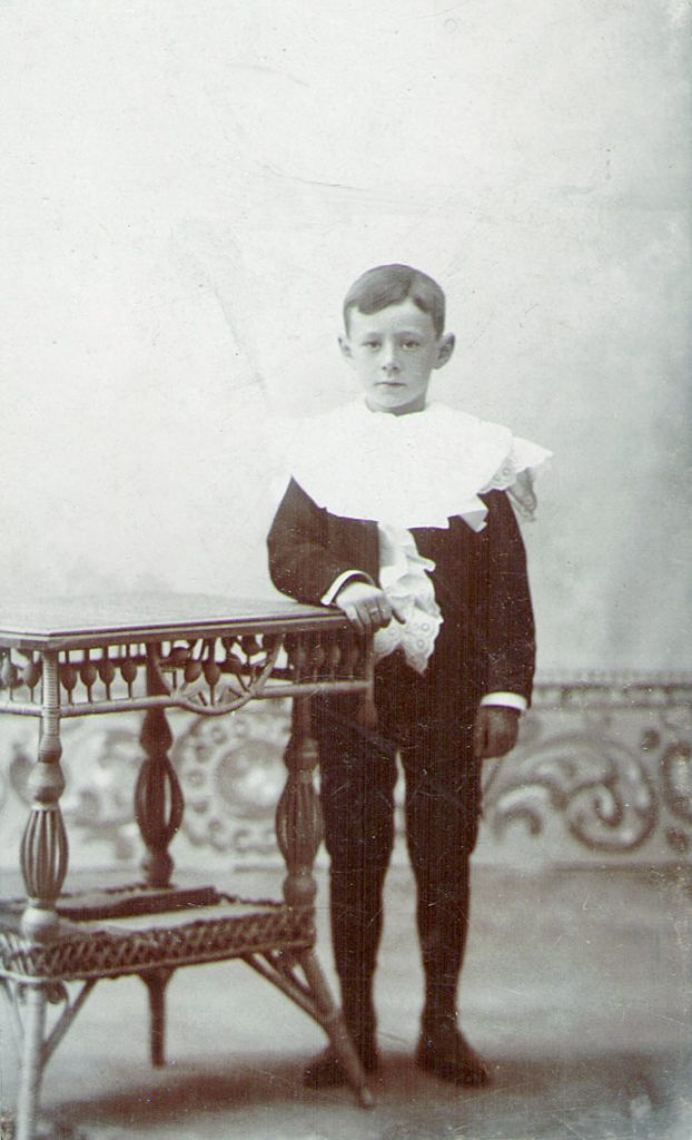 Tilman Harrison Paul, c. 1897