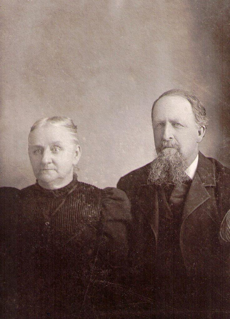 Tilman & Mary Ann Hagenbuch Foust 1900