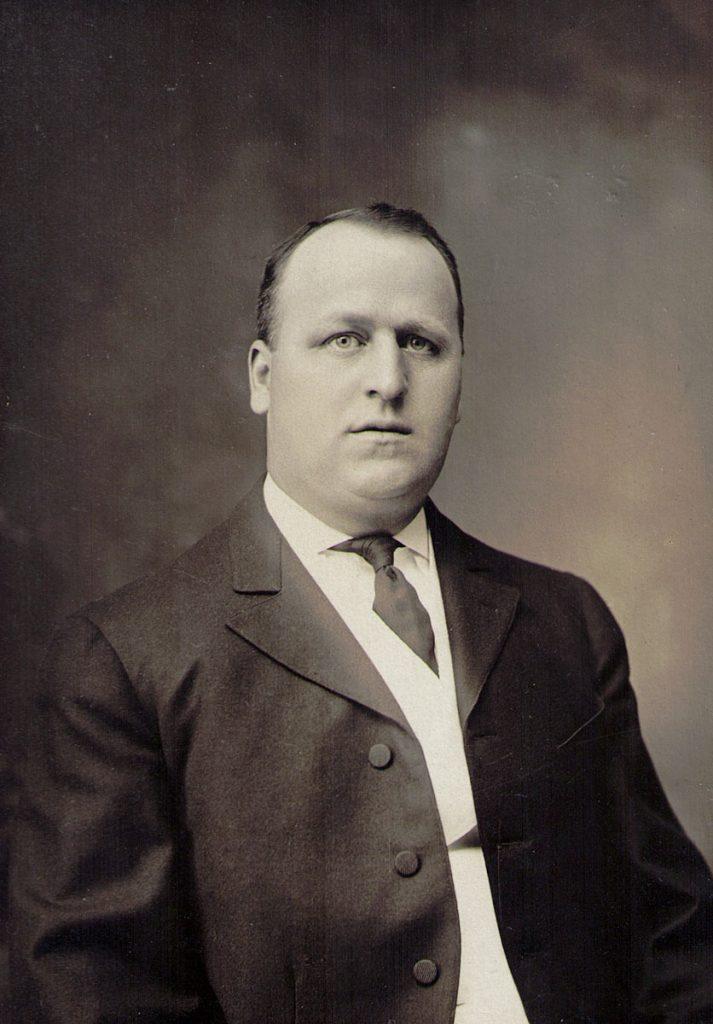 William Foust, c. 1910