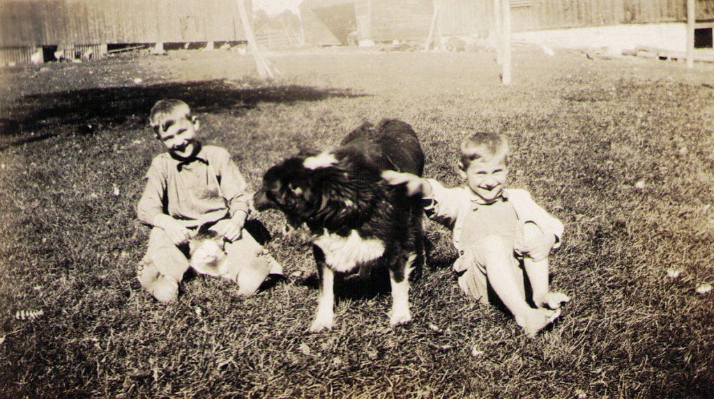 Franklin & Norman Hagenbuch 1930