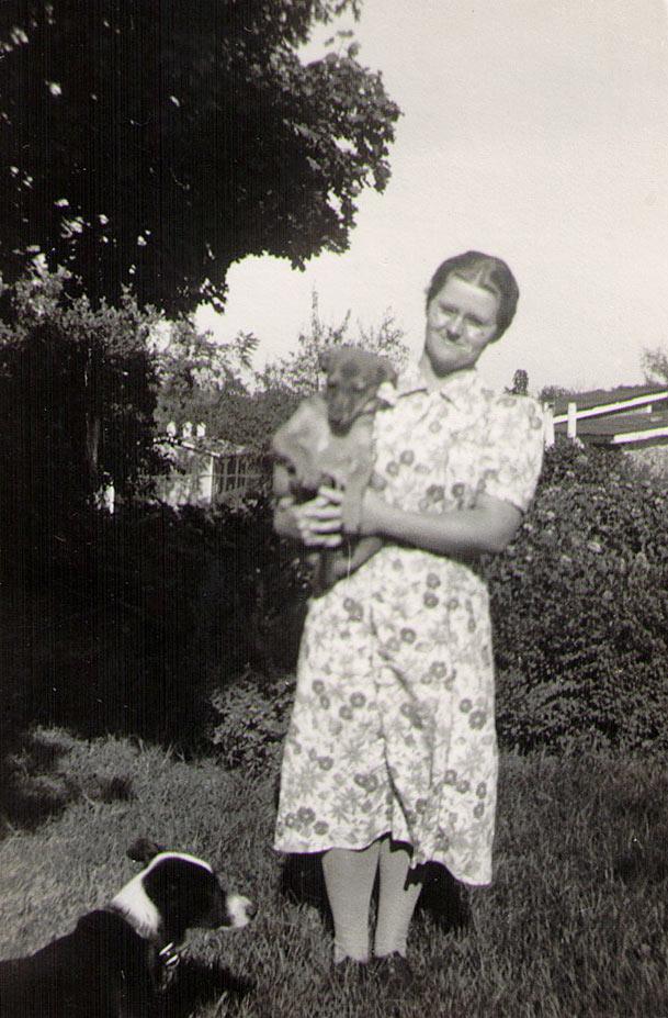 Julie Hagenbuch 1935
