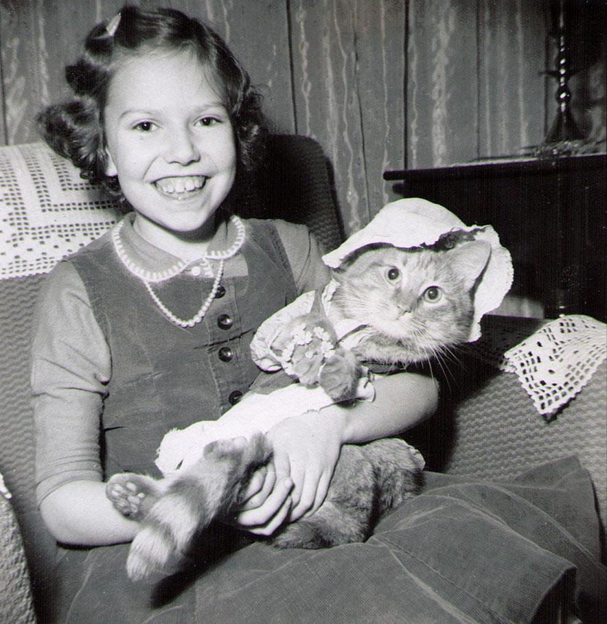 Linda Gutshall Hagenbuch & Tinkerbell