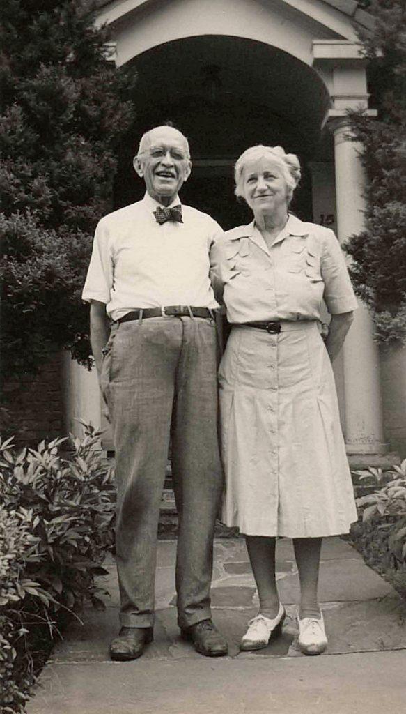 Lloyd Gilroy & Marie Cody Hagenbuch 1950