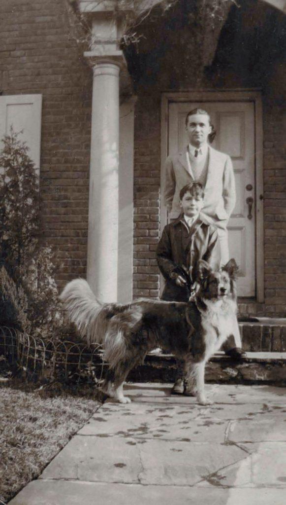 Lloyd Hagenbuch Jr & Howard Hagenbuch 1929
