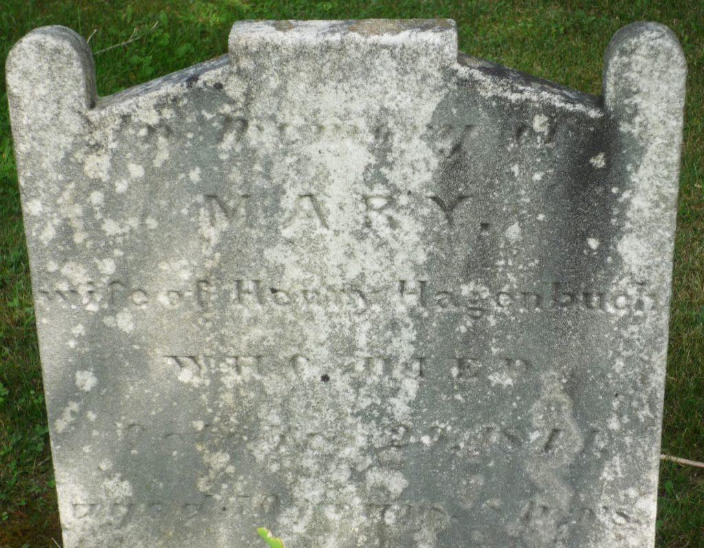 Mary Hagenbuch Hidlay Church