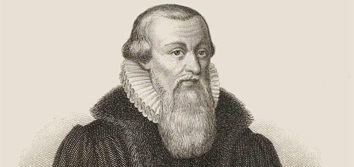 Johann Arndt Engraving Detail