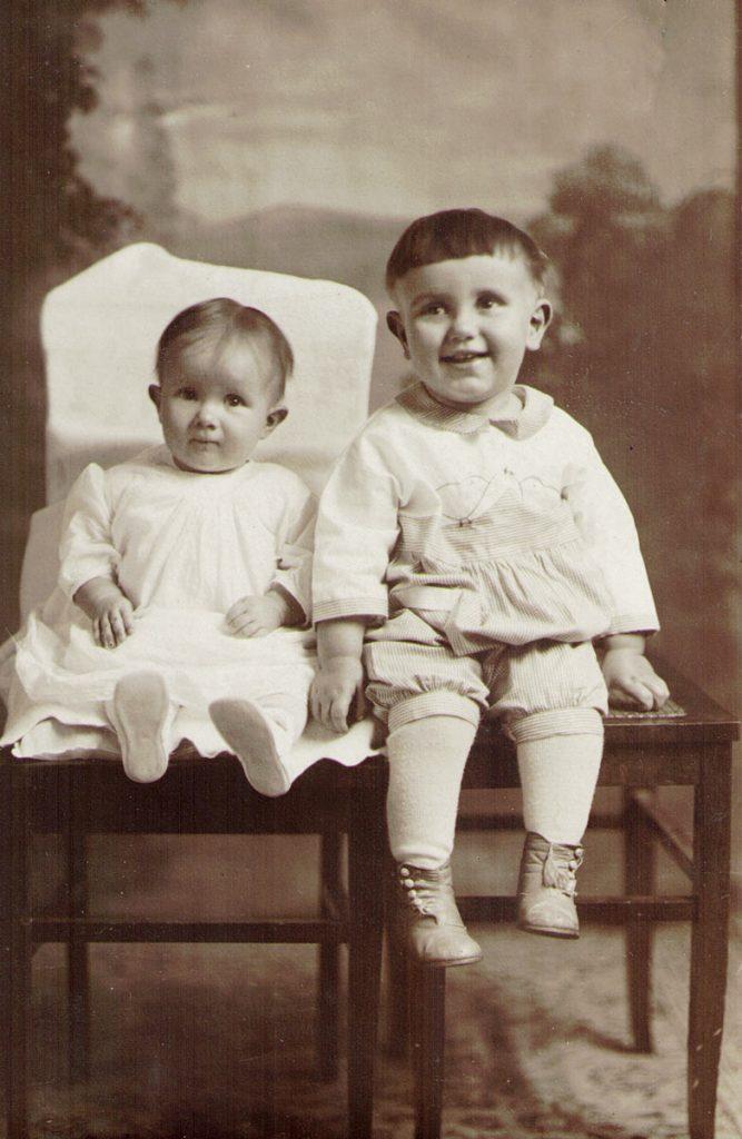 Ruth & John Reichard, 1926