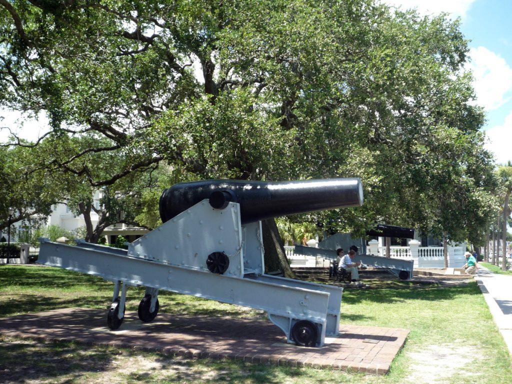 Battery, Charleston, South Carolina