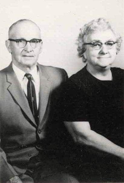 Raymond & Lottie (Tanner) Hagenbuch