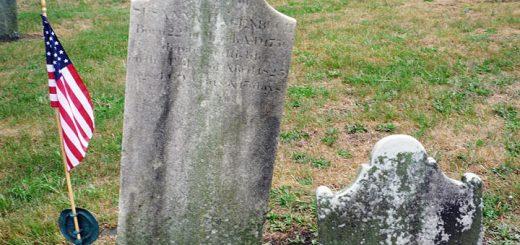 Christian and Susanna Hagenbuch Gravestones