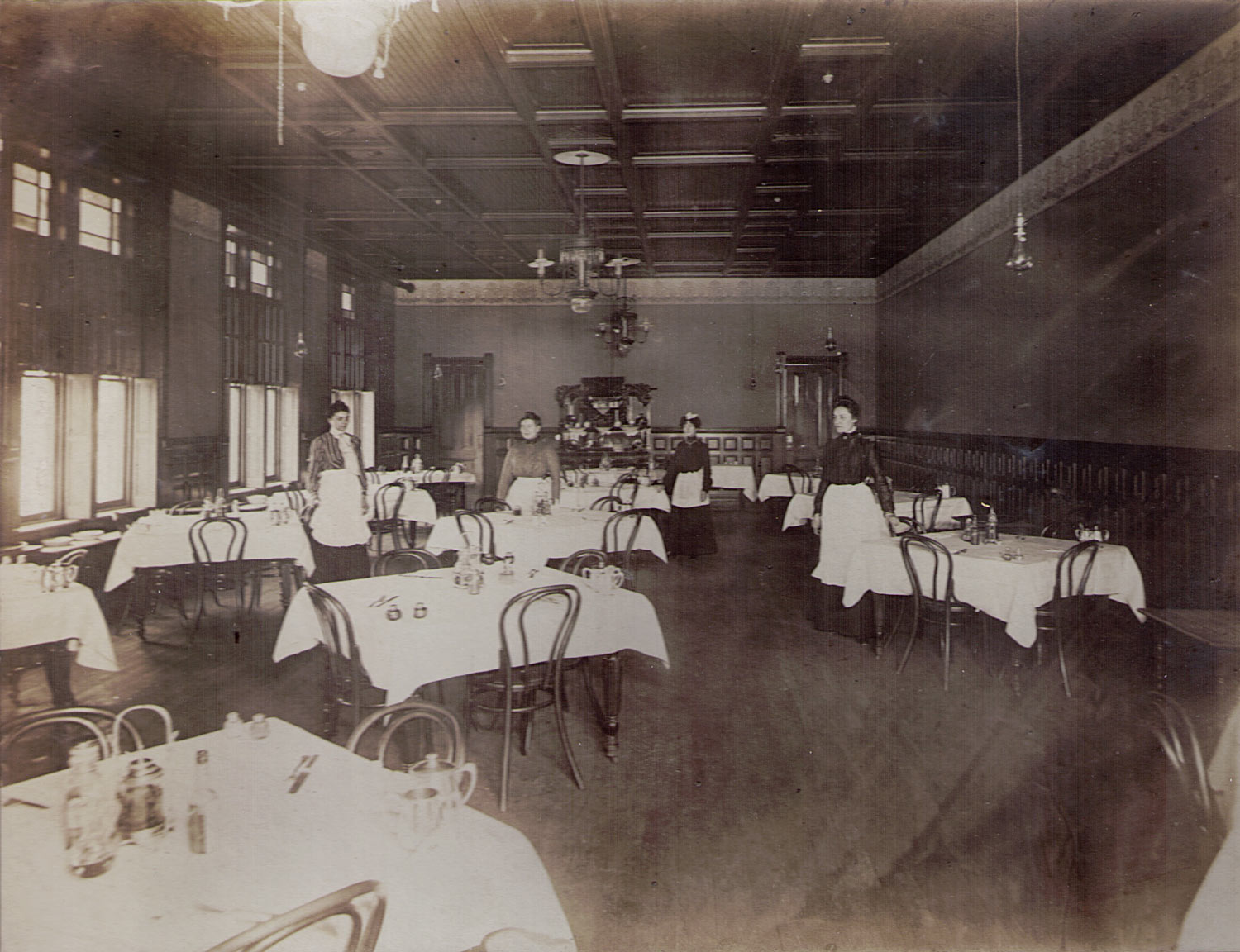 Haag Hotel Dining Room Milton Pa 1903 Oh The People We Don T Know Part 1 Hagenbuch Family