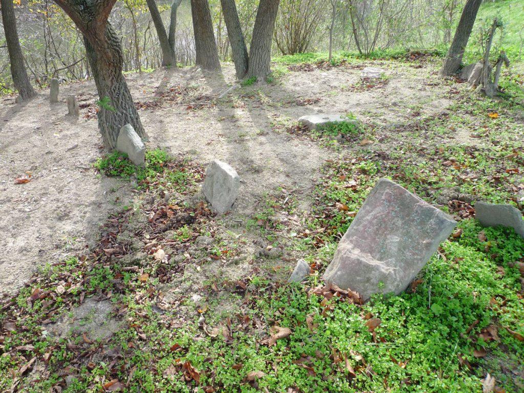 Hagenbuch Homestead Cemetery Plot