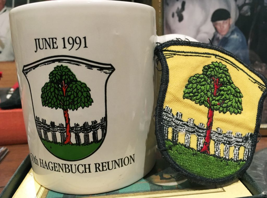 Hagenbuch Mug and Patch 1991
