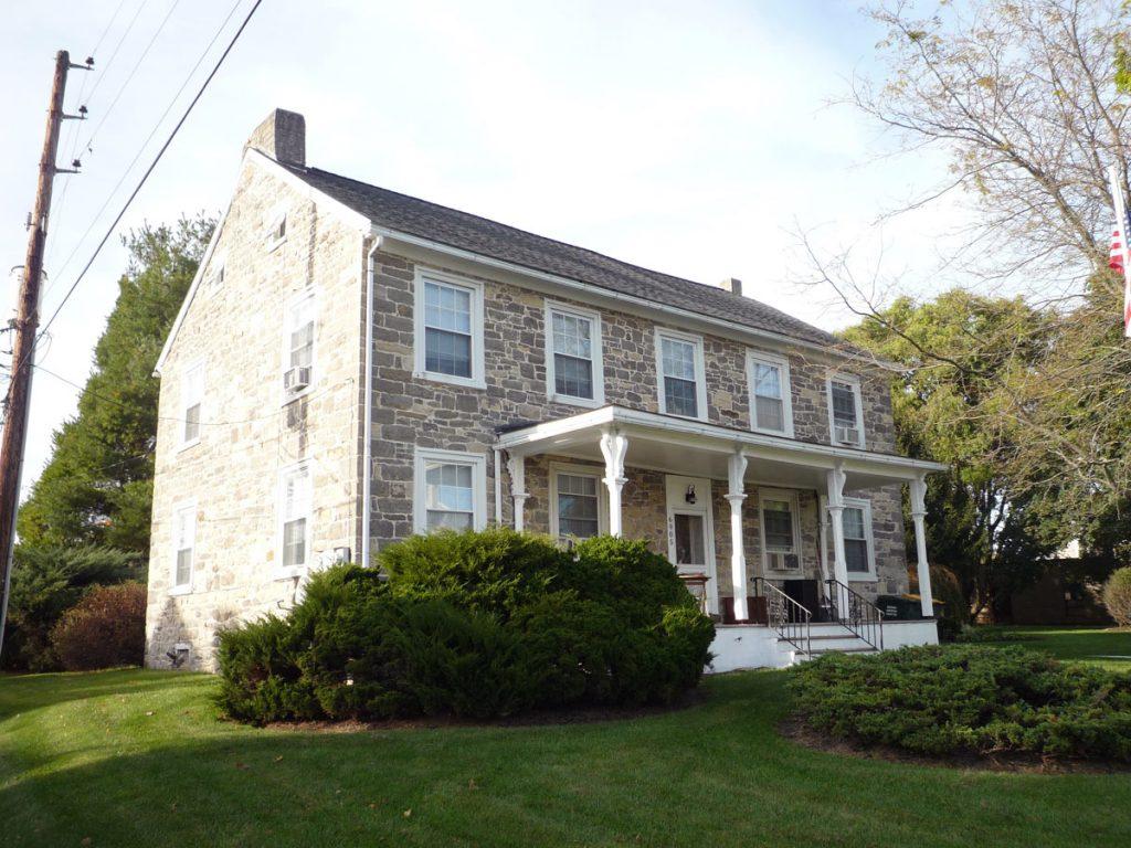 Jacob Deshler House Weaversville PA