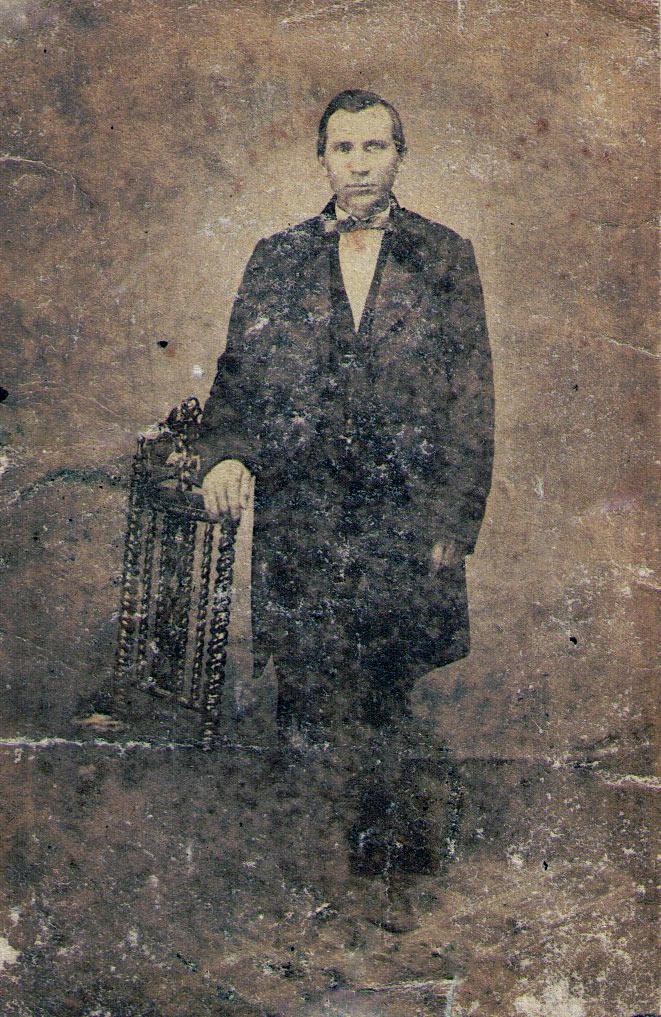 Hiram Hagenbuch Mystery Photograph