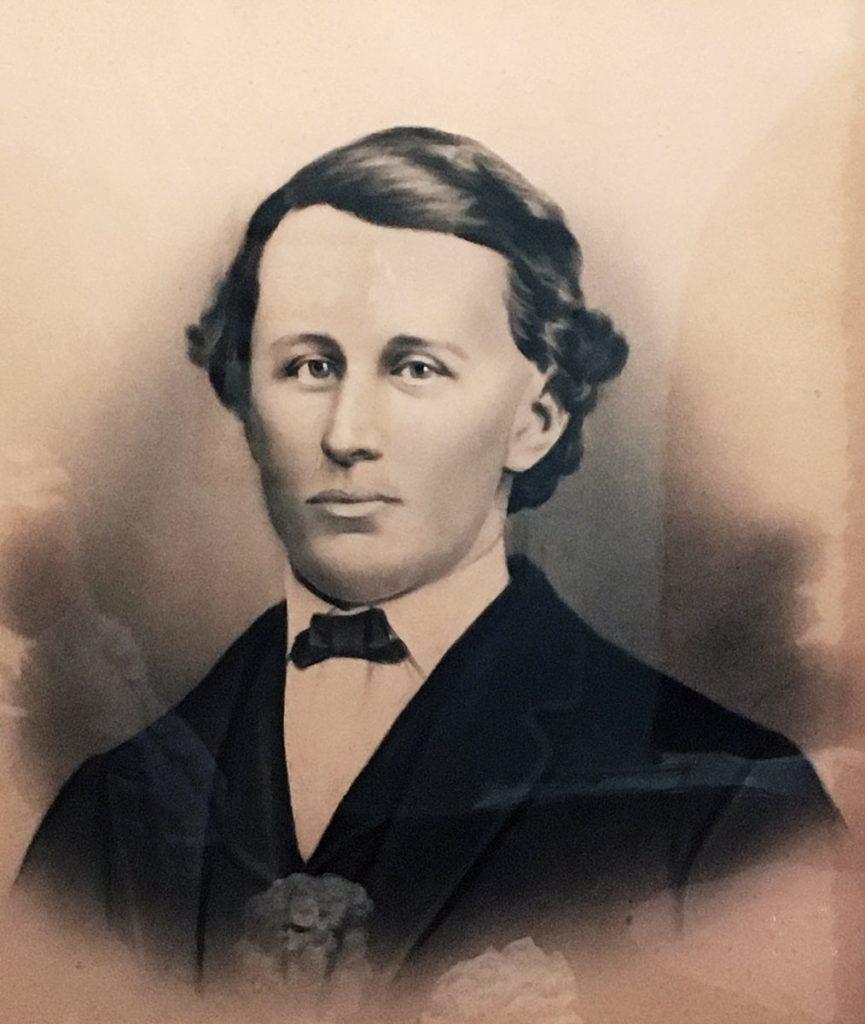 Hiram Hagenbuch, 1847