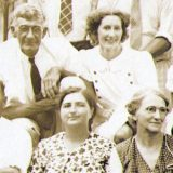 Hagenbuch family reunion 1937