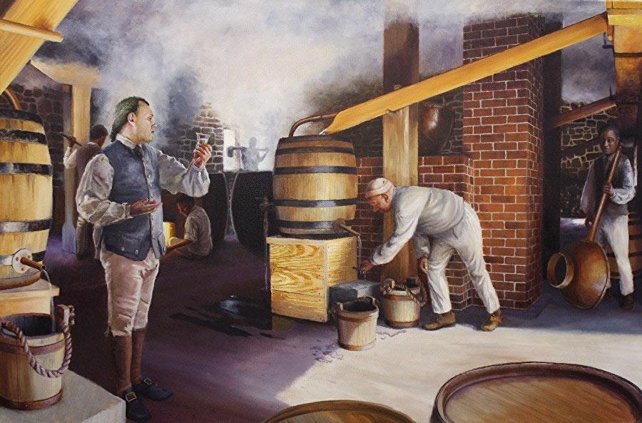 Distillery Bryant White