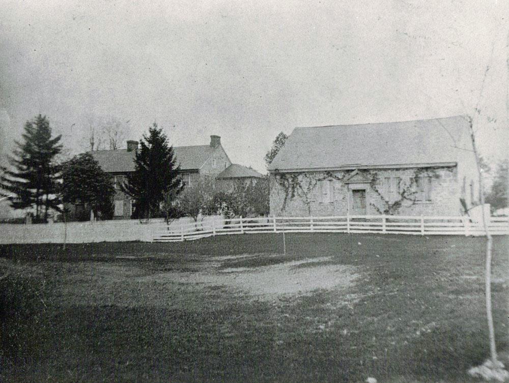 Academy at Monocacy Creek, Ralston-McKeen House, 1900