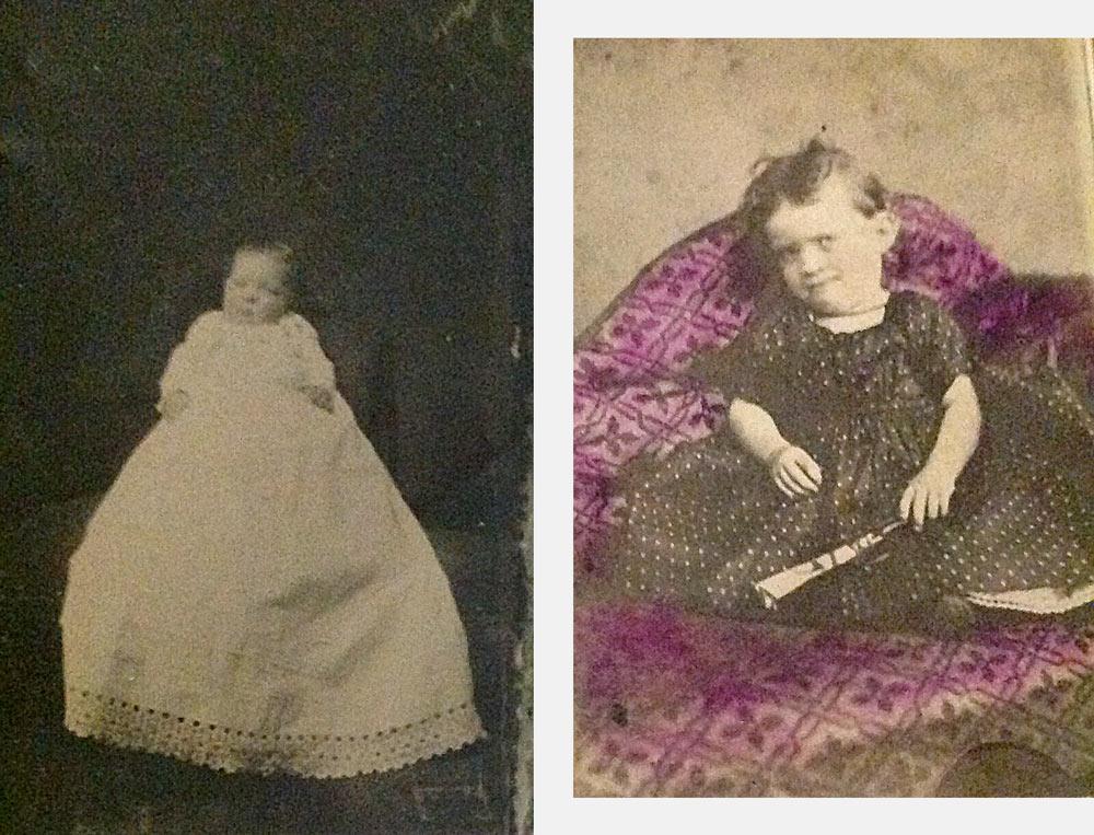 Amanda Jane, Maria Ann Hagenbuch, 1865