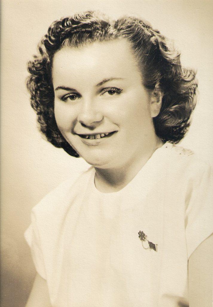Ellen Hagenbuch 1947
