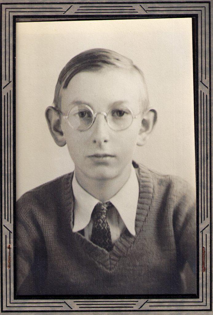 Harold Sechler 1935
