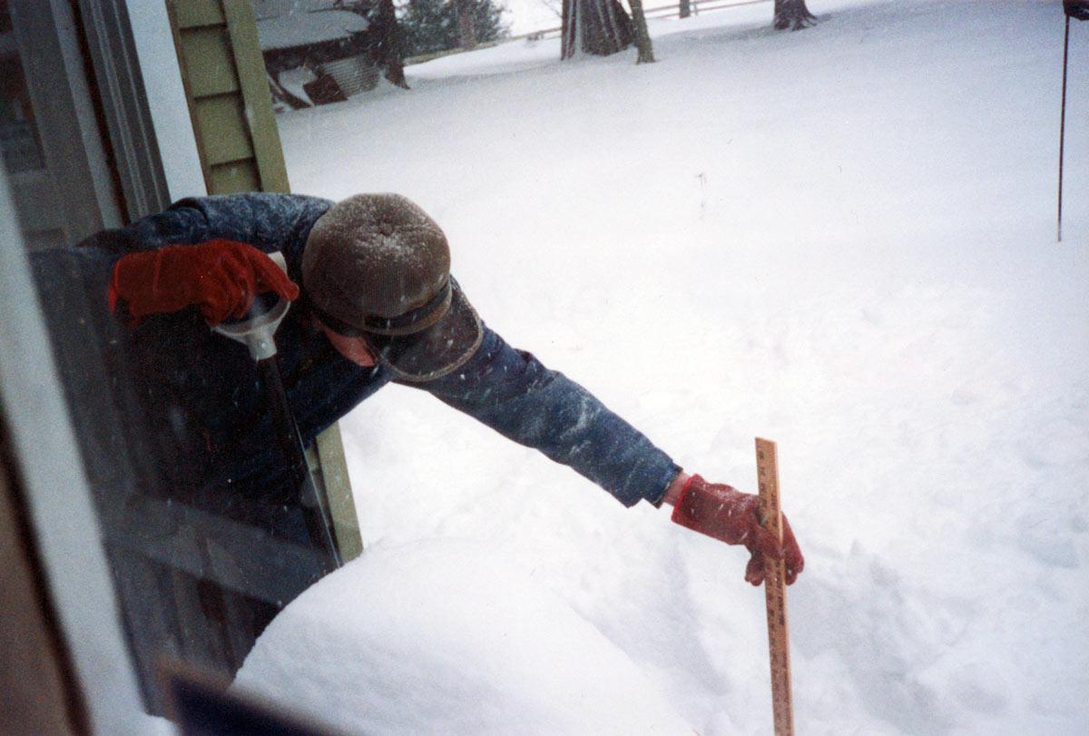 Homer Hagenbuch Snow 2003