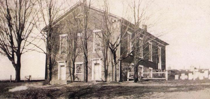 River Church, Delaware Run, St. John's Lutheran