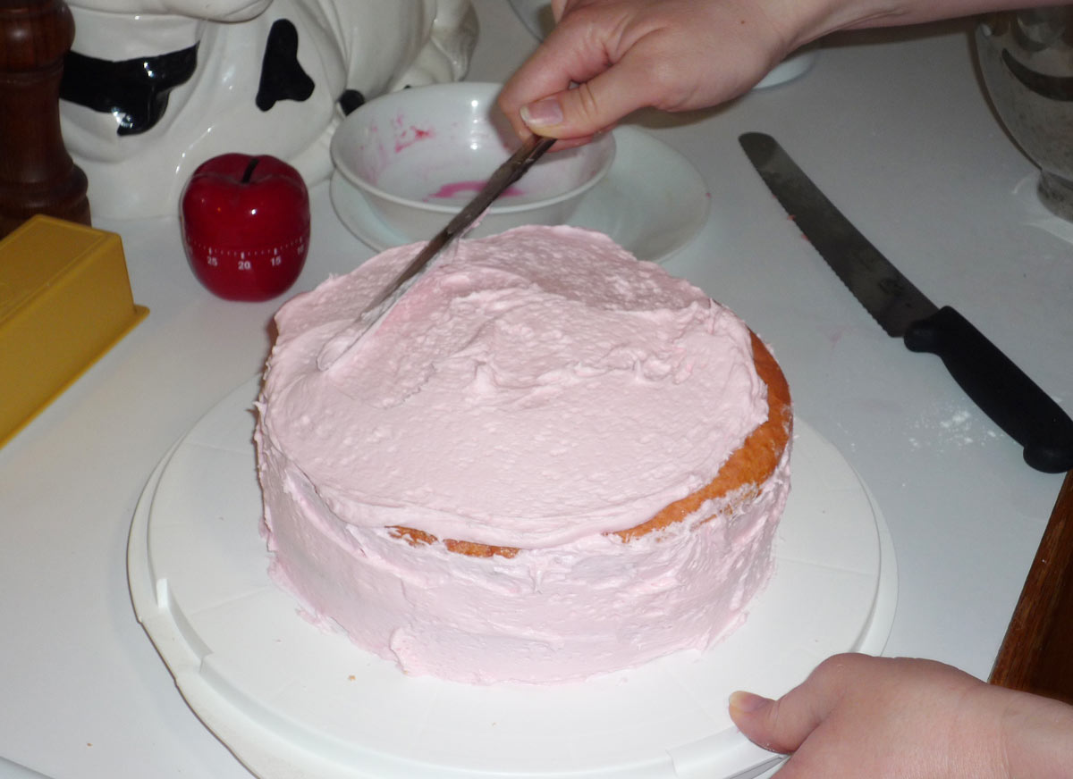 Cake Doctor Icing Recipes: Family Recipes: Wintergreen Cake