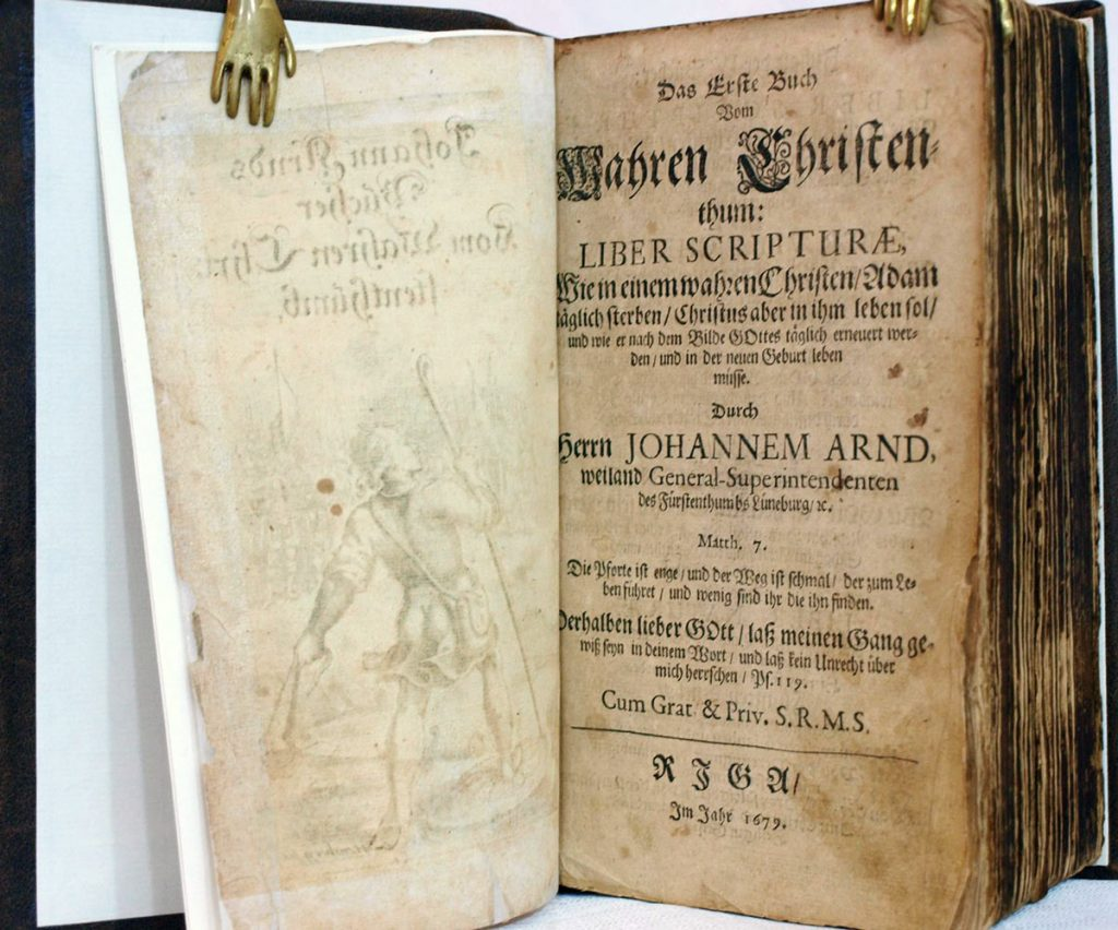 Wahren Christentum 1679 Detail